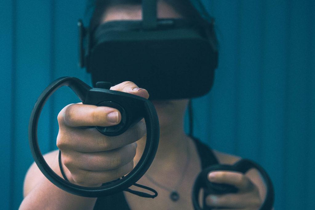 virtual reality coaching